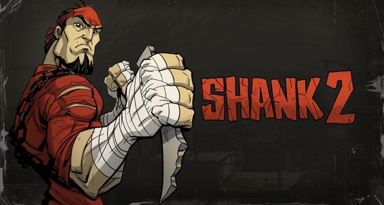 Shank 2 уже на подходе