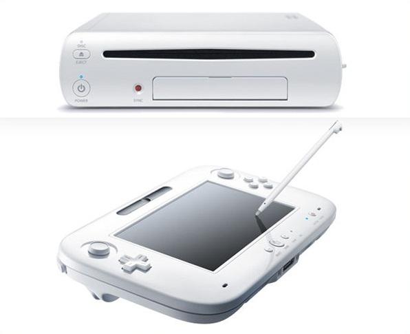 Wii U в конце 2012