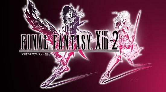 Final Fantasy XIII-2 уже в продаже