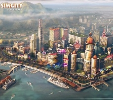SimCity для MAC в феврале 2013 года