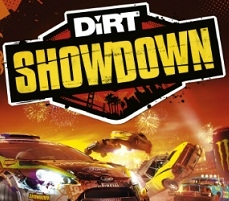 DiRT Showdown - Not so nerd, but kinda dirt