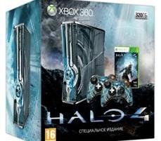 """На Comic-Con анонсирована Xbox 360 Limited Edition """"Halo 4"""" и аксессуары дл ..."""