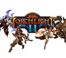 Torchlight II (Intro) [RUS]