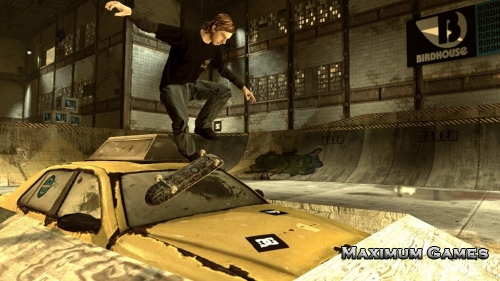 Tony Hawk's Pro Skater HD - Back to Basics