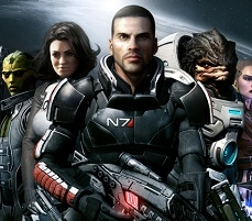 Mass Effect Trilogy - уже в продаже