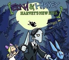 Edna & Harvey: Harvey's New Eyes - продолжение шизанутого квеста