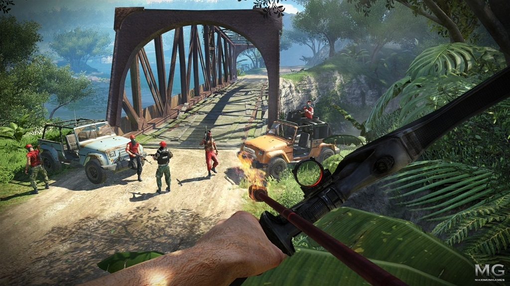 скачать трейнер Far Cry возвращение в рай - фото 7