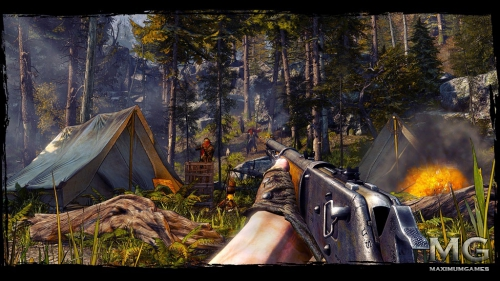 Call of Juarez: Gunslinger - the Good, the Bad and the Ugly