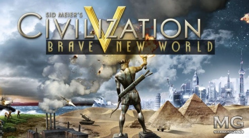 Sid Meier's Civilization V: Brave New World  - Out my window all I see is Babylon