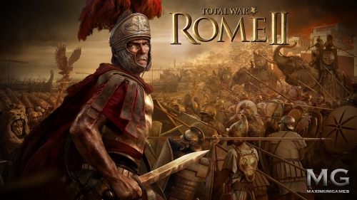Total War: Rome II - More titanic than any story ever told!
