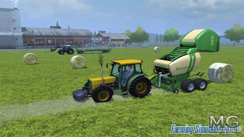 Состоялся релиз Farming Simulator для PlayStation 3 и Xbox 360