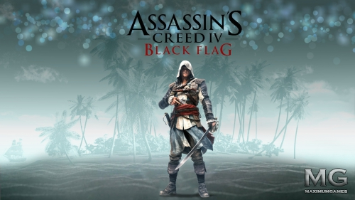 Новый трейлер Assassin's Creed 4: Black Flag