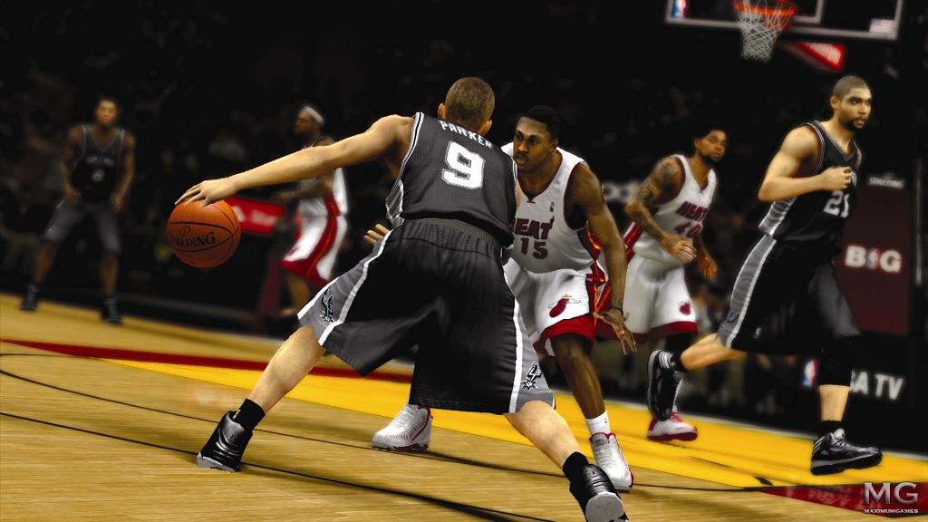 баскетбол 2к14 скачать торрент - фото 2