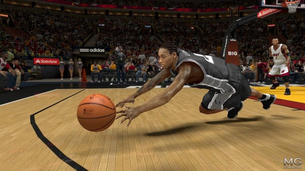 баскетбол 2к14 скачать торрент - фото 3