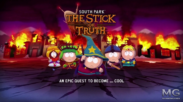 South Park: The Stick of Truth - скоро в продаже!