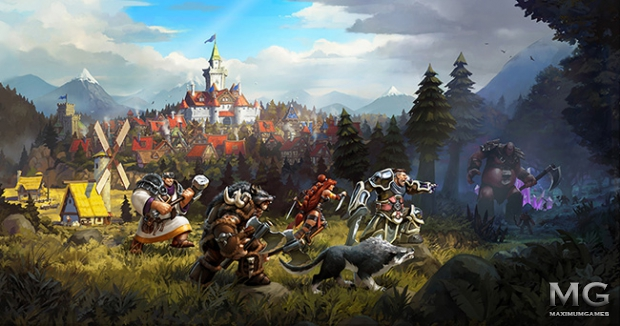 Анонс The Settlers: Kingdoms of Anteria