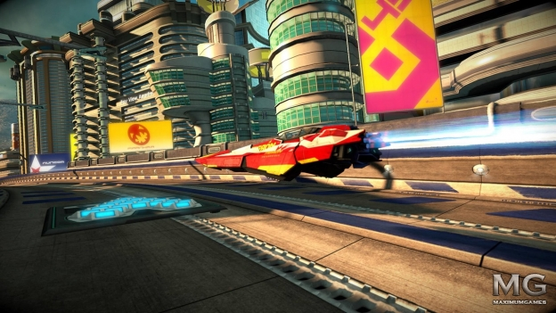 [ОБЗОР] WipEout Omega Collection — OMEGA BOY
