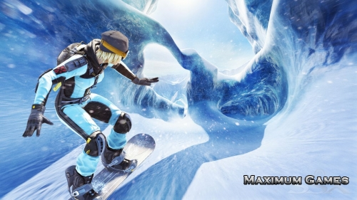 SSX: Deadly Descents – в горы с дабстепом!