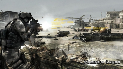 [ПРЕВЬЮ] Tom Clancy's Ghost Recon: Future Soldier - солдаты в будущем