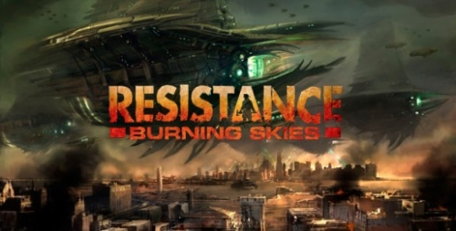 Resistance: Burning Skies для PS Vita уже в продаже