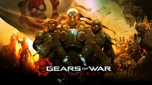 Предзаказ Gears of War: Judgment