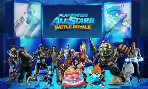Предзаказ PlayStation All Star Battle Royal