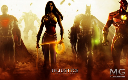 Демоверсия Injustice: Gods Among Us уже доступна
