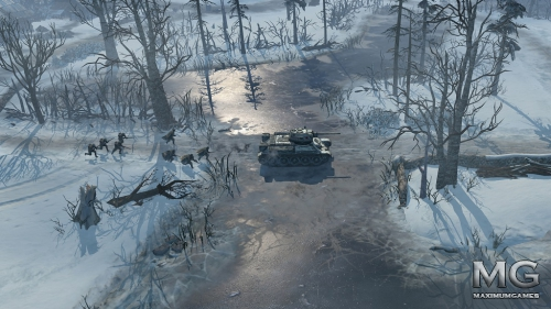 [ПРЕВЬЮ] Company of Heroes 2 – FOR RODINA!
