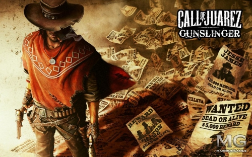 Дата выхода русской версии Call of Juarez: Gunslinger