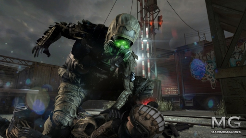 Tom Clancy's Splinter Cell: Blacklist - He is back!