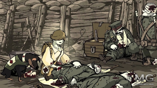 Ubisoft анонсировала Valiant Hearts: The Great War