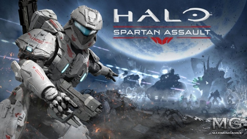 Halo: Spartan Assault появится на Xbox 360 и Xbox One