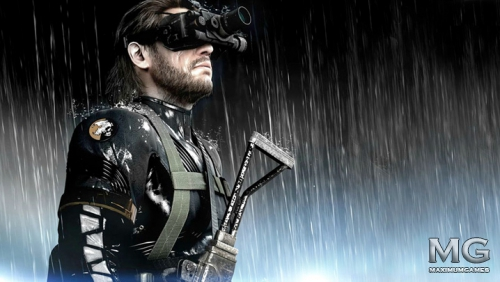 Новый трейлер Metal Gear Solid V: Ground Zeroes