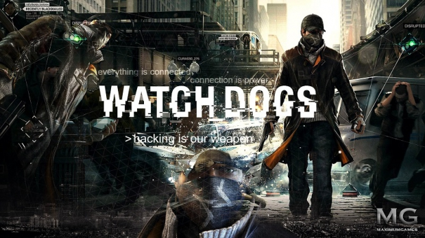 Ubisoft объявляет дату релиза Watch Dogs