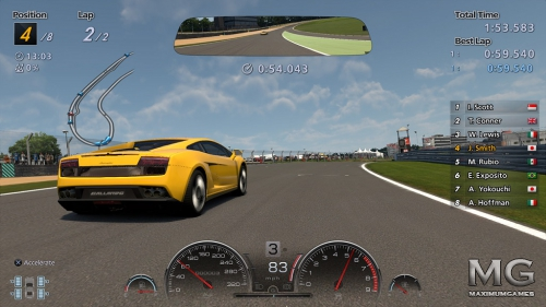 Gran Turismo 6 - The real driving simulator