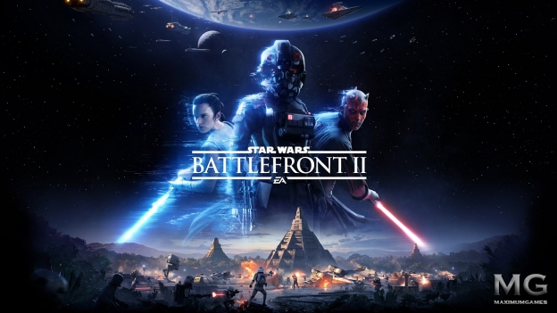 [ОБЗОР] Star Wars: Battlefront II — Новая надежда